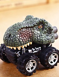 cheap -Pull Back Car Dinosaur Toy with Big Tire Wheel 3-14 Years Old Boy Girl Creative Gift for Kids Pull Back Dinosaur Model Toys