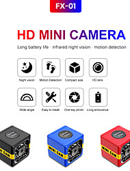 cheap -FX01 Night Vision Small Secret Micro Video Mini Camera Cam Microcamera Minicamera With Motion Sensor Full HD 1080p Security DVR