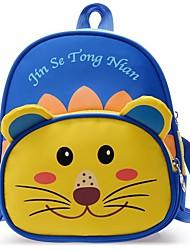 cheap -Boys' Girls' Nylon School Bag Mini Backpack Lightweight Zipper Daily Backpack Blue Blushing Pink Fuchsia Dark Blue