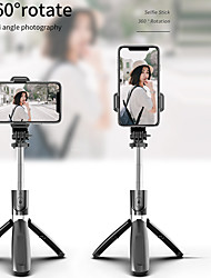 cheap -Selfie Stick Bluetooth Extendable Max Length 100 cm For Universal Android / iOS Universal