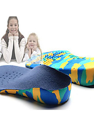 cheap -Children's Insoles Flat Feet Inside And Outside Horoscope Feet Inversions Flat Feet O/X-shaped Leg Correction Orthopedic Insoles