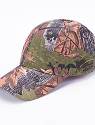 cheap -Men's Baseball Cap Fishing Hat Hunting Hat Outdoor UV Sun Protection UPF50+ Quick Dry Breathable Spring Summer Hat Hunting Fishing Baseball Camouflage Color Jungle camouflage Camouflage