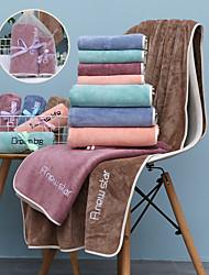 preiswerte -litb basic bad hochwertiges weiches badetuch einfarbig bequem saugfähig täglich zu hause badetücher 1 stück 70 * 140cm