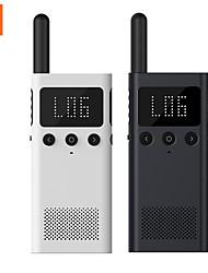 cheap -Xiaomi Digital GPS / Low Battery Warning 5KM-10KM 5KM-10KM 2190 mAh 3 W Walkie Talkie Two Way Radio