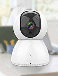 cheap -HD Baby Monitor Automatically Tracks Wireless Camera WiFi Camera Smart Surveillance Camera