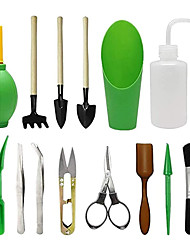 cheap -Mini Garden Tools Sets Succulent Plants Bonsai Miniature Planting Flower Garden Outdoor Digging Transplanting Hand Tools