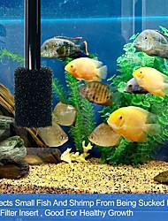 cheap -Aquarium Fish Tank Sponge Vacuum Cleaner Washable Cleaning Care Non-toxic & Tasteless Sponge 1pc