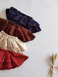 cheap -ins girls pants summer children's shorts outer wear baby culottes cake tutu skirt korean children's clothing 2021