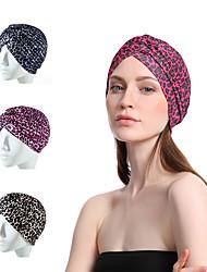 cheap -3 pcs New Fashion Street Style Leopard Print Headscarf Earmuffs Toe Caps Indian Headdress Coil Hair