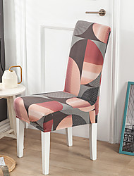 cheap -Chair Cover Cities / Classic / Contemporary Pigment Print Polyester Slipcovers