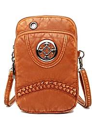 cheap -Women's Bags Mobile Phone Bag Messenger Bag Daily 2021 MessengerBag White Black Yellow