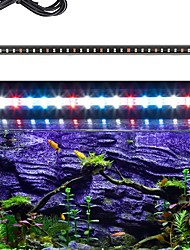 cheap -Aquarium Light Fish Tank Waterproof LED Light Bar Aquatic Lamp Submersible  Fluorescent Diving Lights Blue Red White