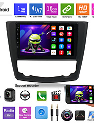 cheap -SWM 9 inch Android 5.0 In-Dash Car DVD Player / Car MP5 Player / Car GPS Navigator Touch Screen / MP3 / Radio for Renault Support RM / MP4 MP3 / WMA / WAV JPEG / GIF / BMP