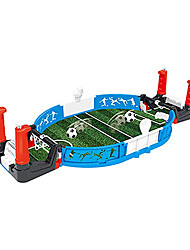 cheap -Mini Football Interactive Table Arcade Game-Classic Miniature Desktop Soccer Novelty Game-Portable Football Desktop Sport GameTraining Football Toy with Two Balls and Score Keeper for Kids