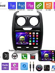 cheap -SWM 9 inch Android In-Dash Car DVD Player / Car MP5 Player / Car GPS Navigator GPS / Radio / Quad Core for Renault Support RMVB / H.264 / Divx MP3 / WMA JPEG / GIF / BMP