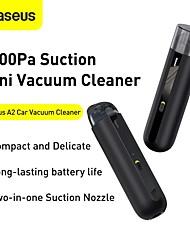cheap -Baseus A2 Car Vacuum Cleaner(5000pa)Black White