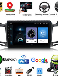 cheap -applicable to toyota 13-18rav4 navigator smart android large screen reversing video integrated machine cross-border special supply