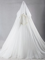 cheap -Sleeveless Elegant / Bridal Polyester Wedding / Party / Evening Women's Wrap With Solid