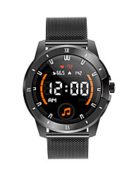 cheap -MX12 Smartwatch Support Heart Rate/Blood Pressure Measure, Sports Tracker for iPhone/Android Phones