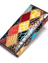 cheap -2020 new leather wallet retro style ladies wallet feature puzzle medium and long wallet factory direct sales 517