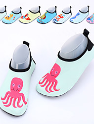cheap -Boys' Girls' Water Shoes Printing Fabric Anti-Slip Quick Dry Swimming Diving Surfing Snorkeling Scuba Kayaking - for Kids