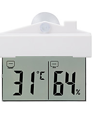 cheap -TS-H220 Portable / Multi-function Hygrometers Measuring temperature and humidity, LCD backlight display
