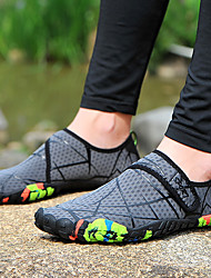 cheap -Women's Men's Water Shoes Printing Lycra Anti-Slip Quick Dry Swimming Diving Surfing Snorkeling Scuba Kayaking - for Adults