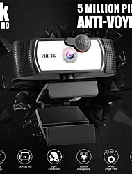 cheap -Computer Camera 12 Million Pixels AF Autofocus 60Fps Hd Network USB Live Camera Free Drive 2K Version