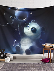 cheap -Wall Tapestry Art Decor Blanket Curtain Hanging Home Bedroom Living Room Decoration and Modern and Painting Style and Animal