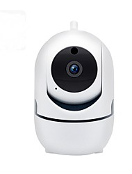 cheap -Tuya HD Surveillance 1080P H10 Graffiti Minions Security Cameras Wireless WIFI Security Cameras