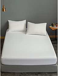 cheap -Bed Sheet Set Fitted Sheet Set solid color Duvet Cover set washed cotton, fade resistant and breathable King/Queen/Twin/single/superKing size