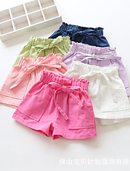 cheap -girls' shorts, summer children's candy color, children's pants, shorts, baby casual hot pants, children's clothing, a batch