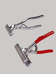 cheap -Art Tool Extra Wide Canvas Frame Pliers with Padded Spring Return Handle for Stretcher Bars Artist Oil painting