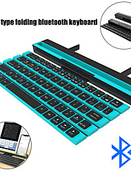 cheap -wireless bluetooth keyboard mini foldable keypad portable roll folding style keyboard for ipad/laptops pc computer