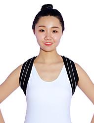 cheap -Support Belt For Shoulder Back Sloth Kyphosis Correction Belt For Adult Breathable Fabric Sitting Posture Correction Clavicle Fixation Belt