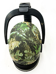 cheap -Ear Protector Shooting Earmuff Safety Professional Cool Breathable Multifunction ABS for Men's Military / Tactical Shooting Camouflage