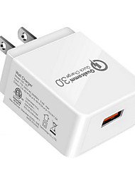 cheap -18 W Output Power USB Fast Charger Portable Charger Portable Fast Charge CE Certified ETL For Cellphone