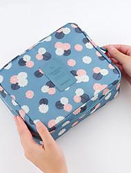 cheap -Korean Cosmetic Bag Wash Bag Multi-Function Travel And Travel Portable Ladies Waterproof Airplane Storage Bag Makeup Bag