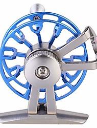cheap -clispeed metal fishing reels portable fishing wheel fishing gear fishing line management for sea fishing boat fishing right hand (right hand blue)