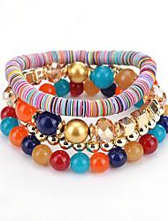 cheap -beaded bracelet fashion multilayer handmade bracelet