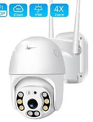 cheap -1080p ptz ip camera wifi outdoor speed dome wireless wifi security camera pan tilt 4x digital zoom 2mp network cctv surveillance