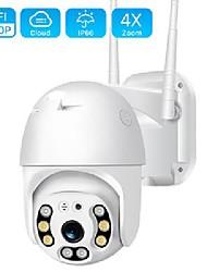 cheap -1080p ptz ip camera wifi outdoor speed dome wireless wifi security camera pan tilt 4x digital zoom 2mp network cctv surveillance