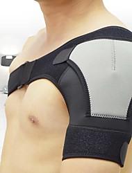 cheap -Protective Compression Shoulder Pads Adjustable Shoulder Straps For Left And Right Shoulders