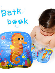 cheap -PVC Bath Books Unbreakable Early Education Books Baby Toy Cloth Books