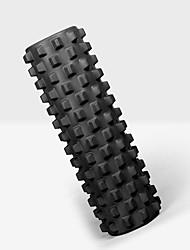 cheap -45cm Spike Yoga Column Foam Roller EVA Hollow Column Fitness Deep Muscle Relaxation Massage Stick Yoga Column