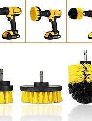 cheap -2021 hot sale drill brush cleaner scrubbing brushes for bathroom surface grout tile tub shower kitchen auto care cleaning tools