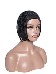 cheap -amazon cross-border new headscarf wigs, european and american african braid hair fashion wigs manufacturers wholesale