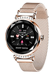 cheap -WAZA H2S Women Smart Watch BT Fitness Tracker Support Notify/ Heart Rate Monitor 3D Glasses Smartwatch Compatible Samsung/ Android/ Iphone