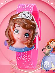 cheap -SKMEI Kids Digital Watch Digital Digital Cartoon Calendar / date / day Creative