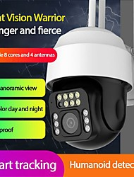 cheap -1080P PTZ IP Camera Wifi Outdoor Speed Dome Wireless Wifi Security Camera Pan Tilt 2MP Network CCTV Surveillance